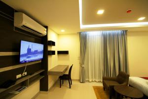 The Contrast i Hotel, Hotels  Pluak Daeng - big - 56
