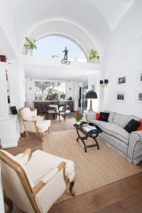 Casa Di Capri, Отели типа «постель и завтрак»  Капри - big - 31