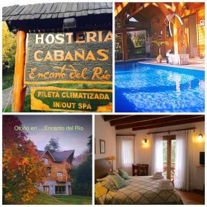 Encanto del Rio, Inns  Villa La Angostura - big - 175