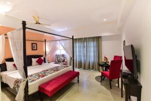 Silver Sands Serenity, Hotels  Candolim - big - 13