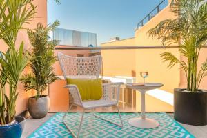 Home Club San Joaquin Apartments, Apartmány  Madrid - big - 25