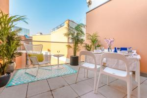 Home Club San Joaquin Apartments, Apartmány  Madrid - big - 24