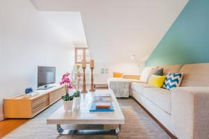 Home Club San Joaquin Apartments, Apartmány  Madrid - big - 20
