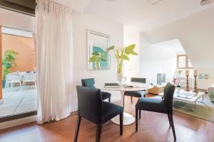 Home Club San Joaquin Apartments, Apartmány  Madrid - big - 19