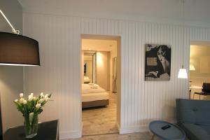 Hotel Verdi, Penzióny  Rostock - big - 8