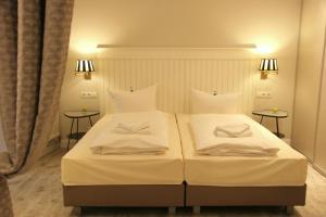 Hotel Verdi, Penzióny  Rostock - big - 9