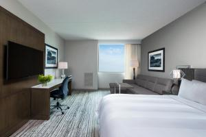 Cincinnati Marriott North, Отели  West Chester - big - 28