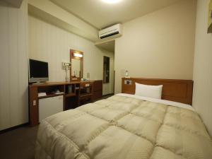 Hotel Route-Inn Saga Ekimae, Economy-Hotels  Saga - big - 9