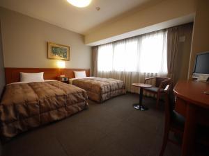 Hotel Route-Inn Saga Ekimae, Economy-Hotels  Saga - big - 14