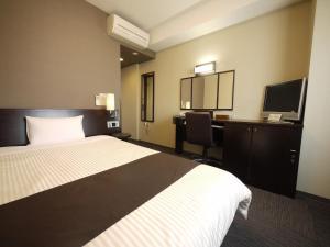 Hotel Route-Inn Saga Ekimae, Economy-Hotels  Saga - big - 11