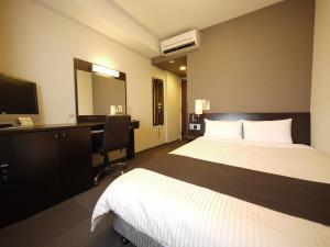 Hotel Route-Inn Saga Ekimae, Economy-Hotels  Saga - big - 12