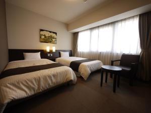 Hotel Route-Inn Saga Ekimae, Economy-Hotels  Saga - big - 17