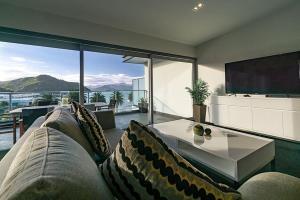 Luxury Seaview Waterfront Apartments, Apartmány  Picton - big - 17