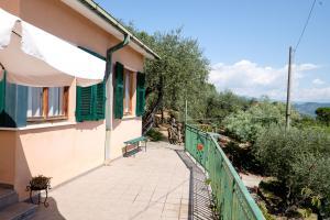 Villa Paradiso, Prázdninové domy  La Spezia - big - 9