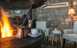 Lotos Mountain Resort, Rezorty  Konitsa - big - 73
