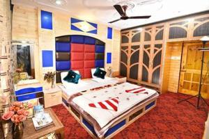 Grand Alnoor, Отели  Сринагар - big - 3