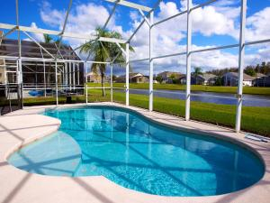 Four-Bedroom Home with Private Pool