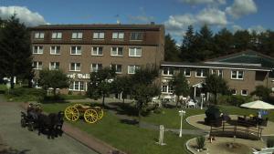 Hotel Graf Balduin, Szállodák  Esterwegen - big - 1
