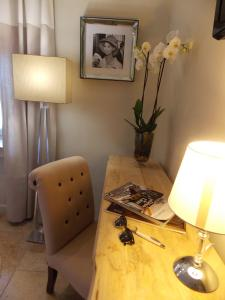 Hostellerie Le Roy Soleil, Hotely  Ménerbes - big - 36