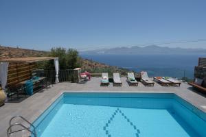 Villa Olga, Vily  Agios Nikolaos - big - 97