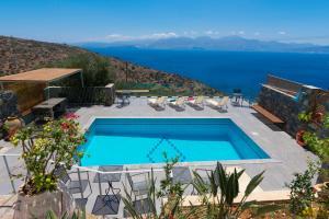 Villa Olga, Vily  Agios Nikolaos - big - 73