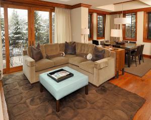 Ritz Carlton Vail Residence 9, Nyaralók  Vail - big - 24