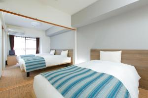 HOTEL MYSTAYS Otemae, Hotels  Osaka - big - 11