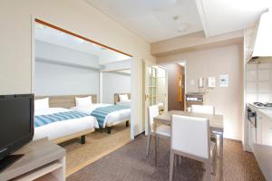 HOTEL MYSTAYS Otemae, Hotels  Osaka - big - 12