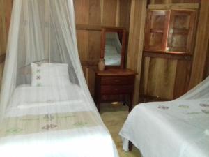 Hotel Nueva Alianza, Szállodák  Agua Azul - big - 21