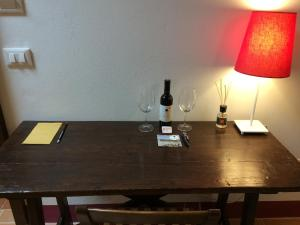 Il Palazzetto, Отели типа «постель и завтрак»  Монтепульчано - big - 31