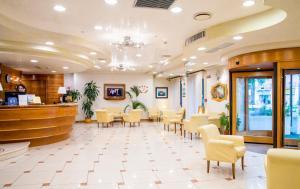 Grand Hotel Victoria, Отели  Баньара-Калабра - big - 34
