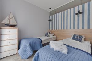 Apartamenty Gdańsk EU - Sopot Apartamenty, Apartmanok  Sopot - big - 10
