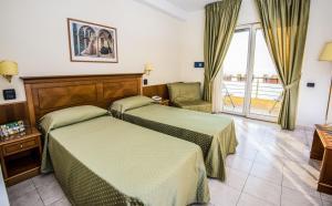 Grand Hotel Victoria, Hotely  Bagnara Calabra - big - 7