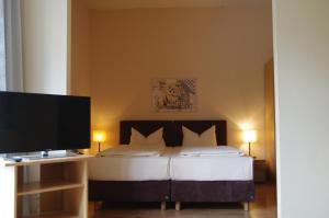 Hotel Sendlinger Tor, Szállodák  München - big - 27