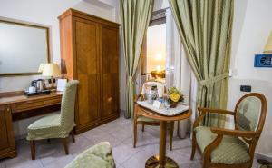 Grand Hotel Victoria, Отели  Баньара-Калабра - big - 3