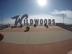 Water's Edge Ocean Resort, Motely  Wildwood Crest - big - 15