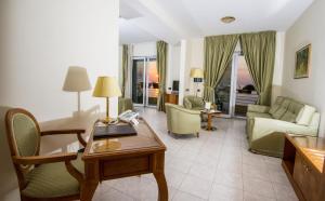 Grand Hotel Victoria, Отели  Баньара-Калабра - big - 22
