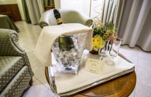Grand Hotel Victoria, Отели  Баньара-Калабра - big - 23