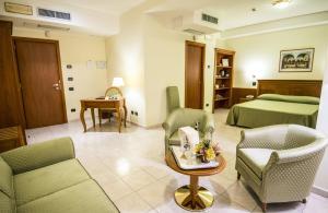 Grand Hotel Victoria, Отели  Баньара-Калабра - big - 24