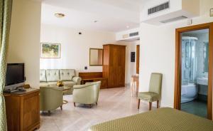 Grand Hotel Victoria, Отели  Баньара-Калабра - big - 25