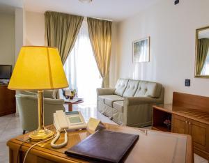 Grand Hotel Victoria, Отели  Баньара-Калабра - big - 26