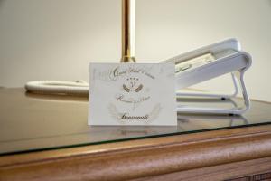 Grand Hotel Victoria, Отели  Баньара-Калабра - big - 27