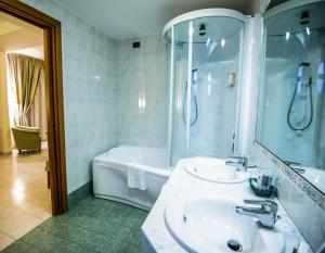 Grand Hotel Victoria, Отели  Баньара-Калабра - big - 28