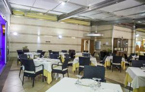 Grand Hotel Victoria, Отели  Баньара-Калабра - big - 12