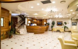 Grand Hotel Victoria, Отели  Баньара-Калабра - big - 36