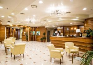 Grand Hotel Victoria, Отели  Баньара-Калабра - big - 35
