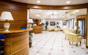 Grand Hotel Victoria, Отели  Баньара-Калабра - big - 37