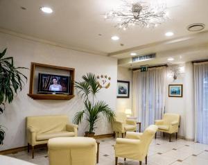 Grand Hotel Victoria, Отели  Баньара-Калабра - big - 40