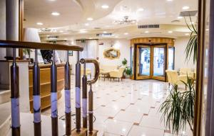 Grand Hotel Victoria, Отели  Баньара-Калабра - big - 38