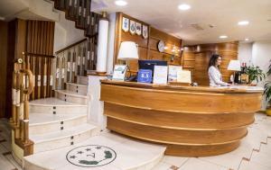 Grand Hotel Victoria, Hotely  Bagnara Calabra - big - 42